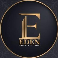 لوجو شركة إيدن للتشييد والبناء