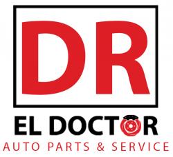 لوجو شركة شركة الدكتور لتجارة قطع غيار السيارات