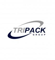 لوجو شركة تراى باك جروب لمواد التعبئة والتغليف والمنتجات الورقية