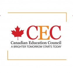 لوجو شركة المركز الثقافي الكندي