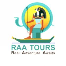 لوجو شركة raa tours