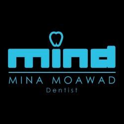 لوجو شركة عياده مينا معوض للأسنان