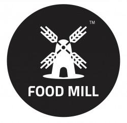 لوجو شركة فودميل لتجارة وتوزيع المواد الغذائية