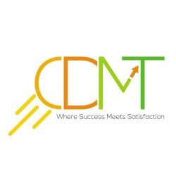 لوجو شركة CDMT group