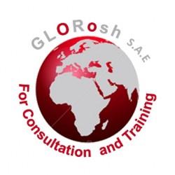 لوجو شركة جلوروش للاستشارات و التدريب