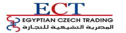 لوجو شركة الشركة المصرية التشيكية للتجارة