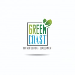 لوجو شركة جرين كوست للتنمية الزراعية