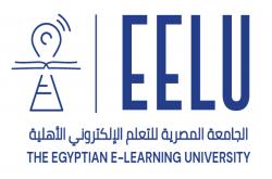 لوجو شركة الجامعة المصرية للتعلم الالكترونى الأهلية