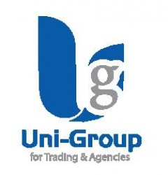 لوجو uni group