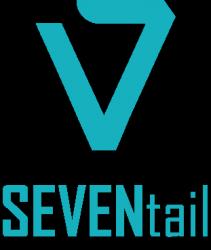 لوجو شركة SEVEN tail