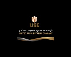 لوجو شركة الاتحاد المصري السعودي للإستثمار