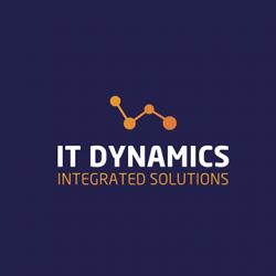 لوجو شركة أي تي دينامكس للحلول المتكاملة