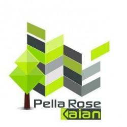 لوجو شركة شركة بيلا روز للمقاولات والتشطيبات