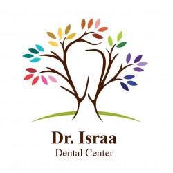 لوجو شركة عيادة أسنان دكتورة إسراء السعيد
