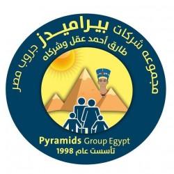 لوجو شركة مجموعة شركات بيراميدز جروب مصر للتنمية والأستثمار والمشروعات طارق عقل وشركاه