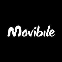 لوجو شركة موفيبايل
