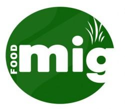 لوجو شركة ام اي جي للصناعات الغذائية