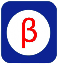 لوجو شركة شركة بيتا الكترونيكس