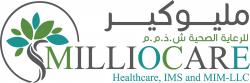 لوجو شركة شركة ميلو كير للرعاية الطبية