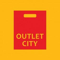 لوجو شركة outlet city