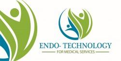 لوجو شركة اندو تكنولوجي للخدمات الطبية