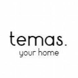 لوجو شركة شركة تيماس للتشطيبات والديكور