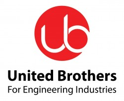 لوجو شركة يونايتد برازرز للصناعات الهندسية