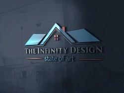 لوجو شركة انفتيني للتصميم