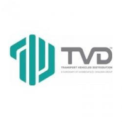 لوجو شركة تي في دي (Foton و JMC الوكيل الحصري ل )