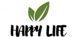 لوجو شركة هابى لايف للنباتات الطبيه