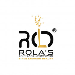 لوجو شركة رولاز لمستحضرات التجميل
