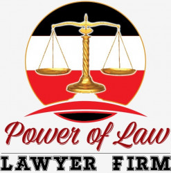 لوجو شركة مكتب قوة القانون للمحاماه والإستشارات القانونيه