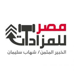 لوجو شركة مصر للمزادات
