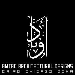 لوجو شركة اوتاد للتصميمات المعمارية