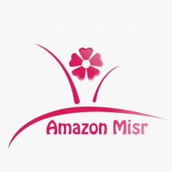 لوجو شركة أمازون مصر للتجارة وتصنيع مستحضرات التجميل