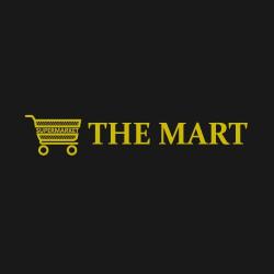 لوجو شركة ذا مارت
