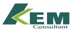 لوجو شركة KEM Consult - Electromechanical Consultant
