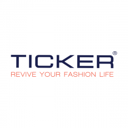 لوجو شركة تيكر للملابس الجاهزة