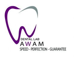 لوجو شركة معمل اوام للأسنان