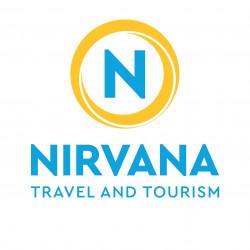 لوجو شركة نيرفانا للسفر والسياحة