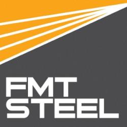 لوجو شركة FMT steel