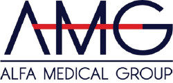 لوجو شركة مجموعة الفا الطبية