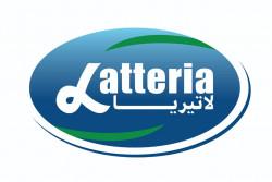 لوجو شركة لاتريا للصناعات الغذائية