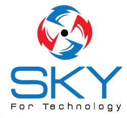 لوجو شركة سكاي للتكنولوجيا