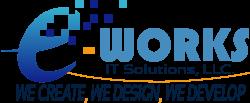 لوجو شركة اي وركس لتكنولوجيا المعلومات و الاتصالات