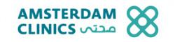 لوجو شركة امستردام كلينك