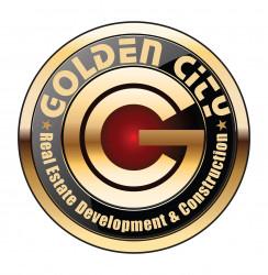 لوجو شركة جولدن سيتى للتنمية العقارية والمقاولات
