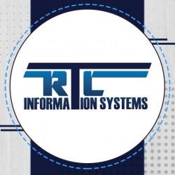 لوجو شركة روكيت تيك لنظم المعلومات