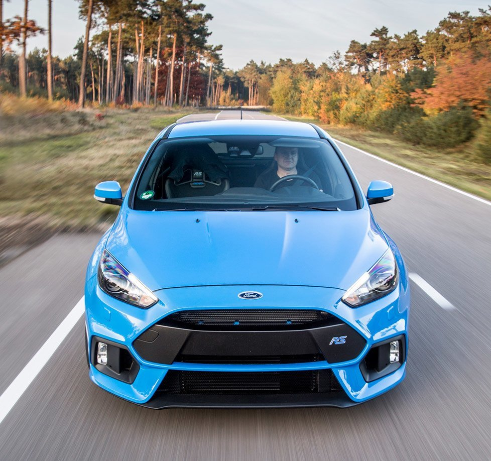 Mk3 Ford Focus RS