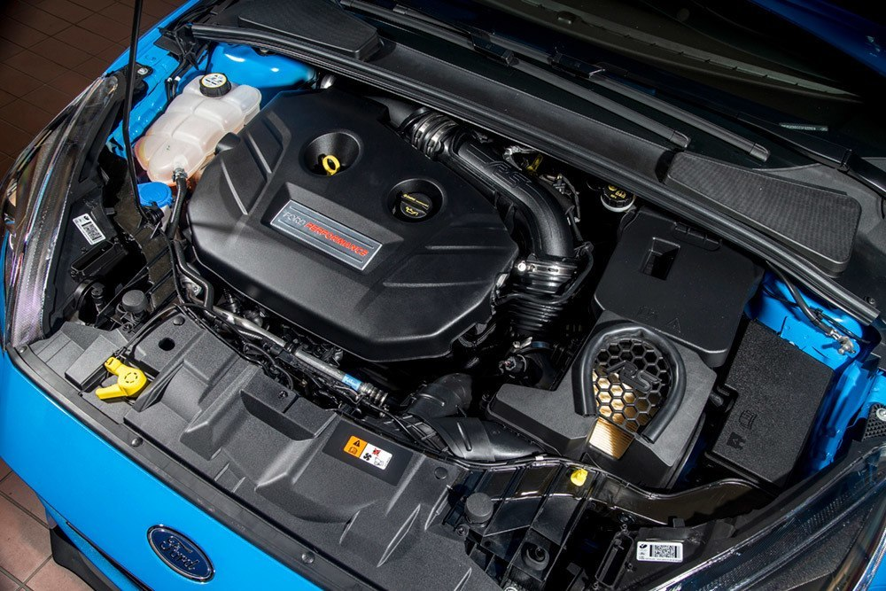 Mk3 2016 Focus RS Ecoboost 2.3 Engine Spotlight | About The Car
